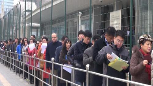 中美十年商旅签证开放申请中国申请者增长超5成