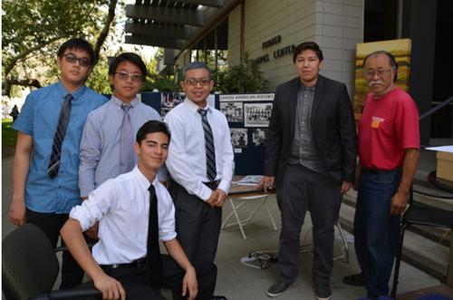 南加州华人历史学会介绍华人移民对美国贡献