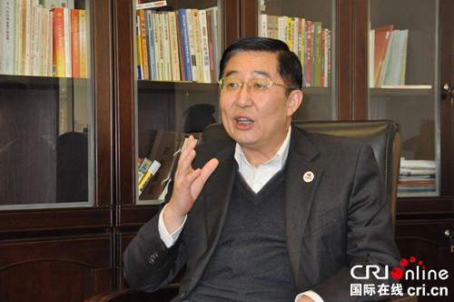 乔卫:华侨是整个世界发展的一支积极力量