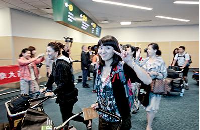 中国赴加游客去年大增三成半数曾赴卑诗省观光