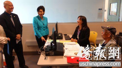 美华裔国会议员赵美心在蒙市举办免费报税讲座