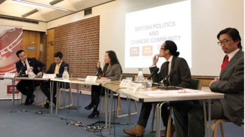11华裔角逐英大选华人须改政治沉默投票争话语权