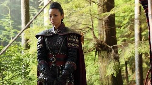 迪斯尼拟拍真人版《木兰》华裔演员忧难出演主角