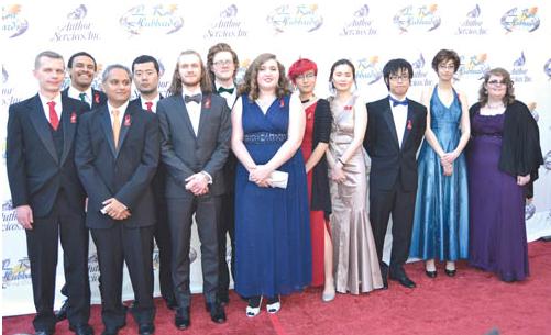 科幻文学最高奖项在美颁奖 三名华裔插画家获奖
