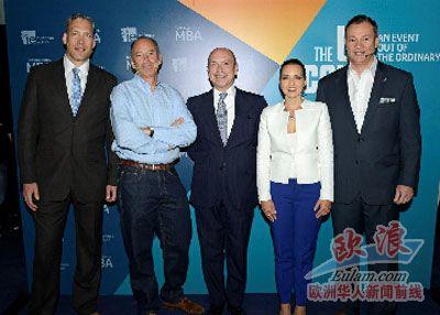 西班牙IE商学院IMBA项目改制大受华人学生欢迎