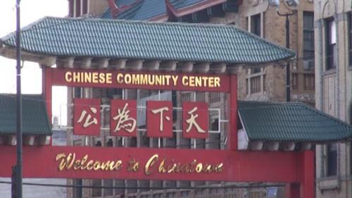 芝加哥华埠发展百年华裔破10万地产发展势头良好