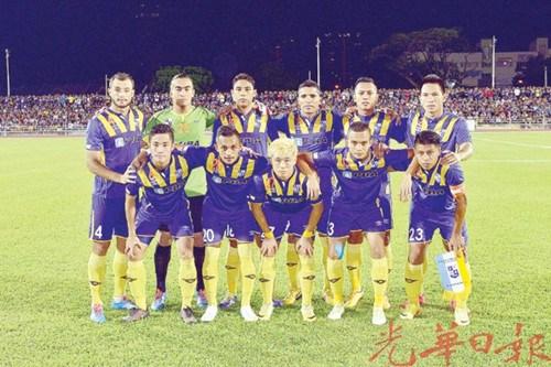 大马槟城华裔球迷寥寥无几足总盼重振足球运动