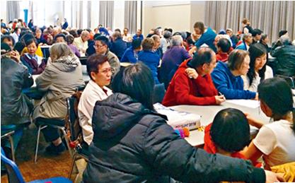 加拿大数百华裔居民聚会力数分租屋多宗罪