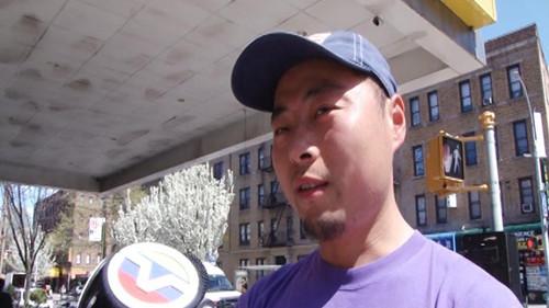 纽约夜归华裔地铁上打瞌睡口袋被划钱尽数被偷