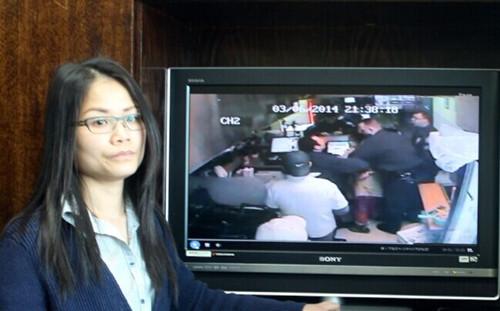 纽约华裔孕妇被警察上铐致早产向联邦法院提诉