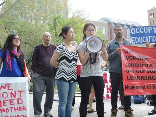 """纽约州移民学生抨击州考太难:""""题目都看不懂"""""""
