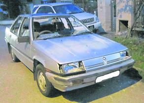 大马华裔车被砸全身伤痕累累起因或为停车纠纷
