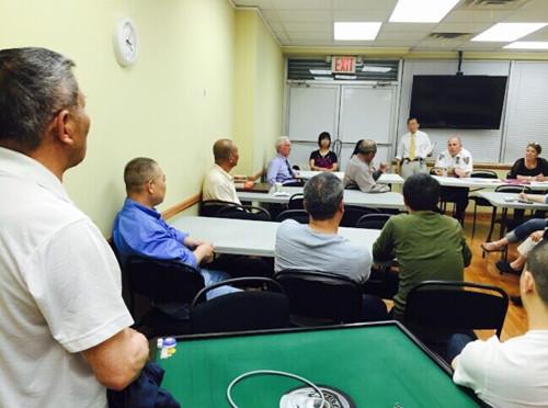 纽约华人拟成立民安队防止暑期不良少年骚扰