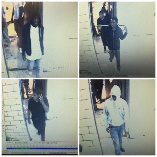 纽约康尼岛一群非裔少年损坏安全摄像机欺凌华裔