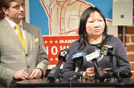 纽约华裔女童命丧车轮家属与租车公司达成和解