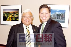 美国前华裔高官卢沛宁:襄助奥巴马维护亚裔权益