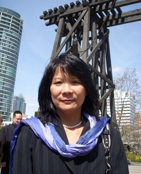 加拿大华裔政治人物邹至蕙重出江湖再选国会议员