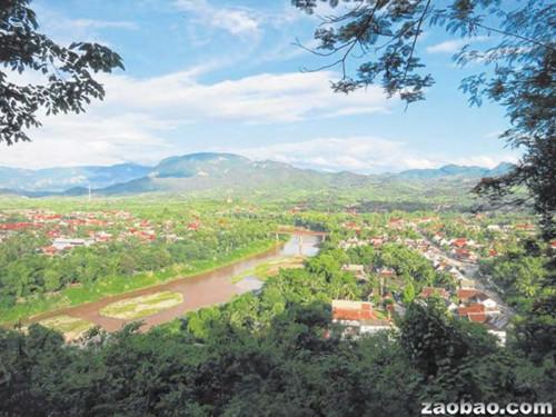 老挝现存最古老的城市琅勃拉邦隐世低调,要等到成为世遗以后,才引起