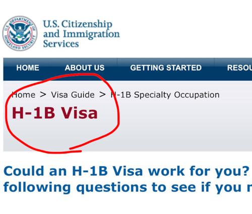 美国留学生工作签证 美国h1签证费用 - 点击图片进入下一页