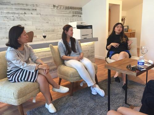 美华裔女性高管分享职场甘苦鼓励华裔超越自我