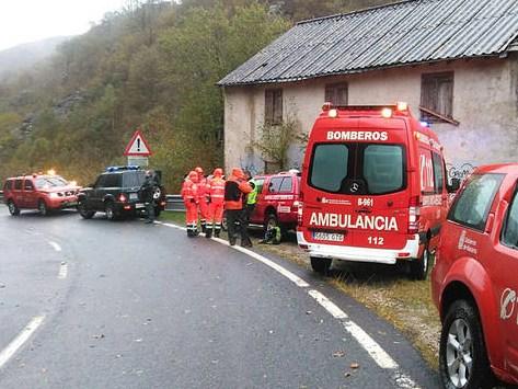 中国女子西班牙走朝圣路遇险获救 报案助搜救