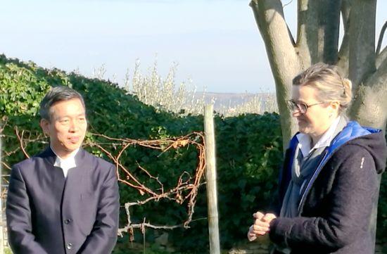 意大利总统府与中国企业家品茗论茶多位政要出席