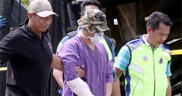大马华裔祖孙4人被杀案告破 凶手讨钱不成下杀手