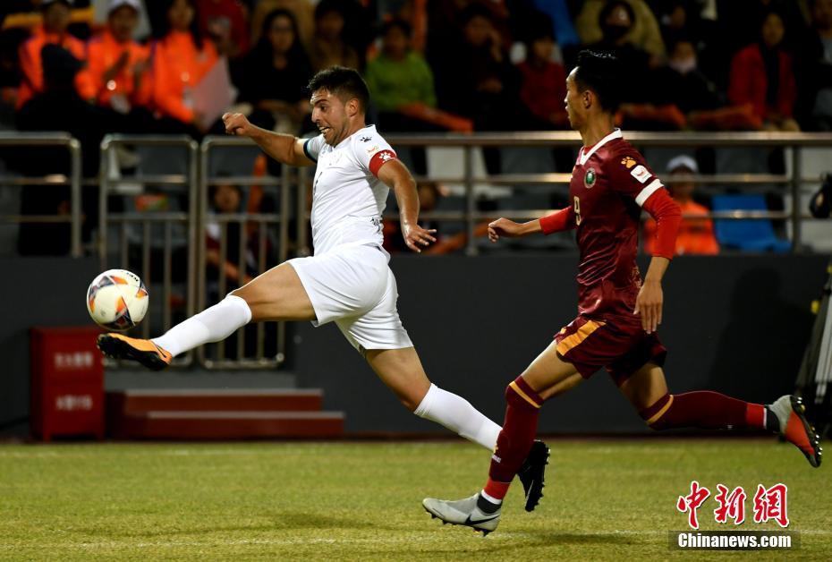 2019年国际大体联足球世界杯在福建晋江开幕