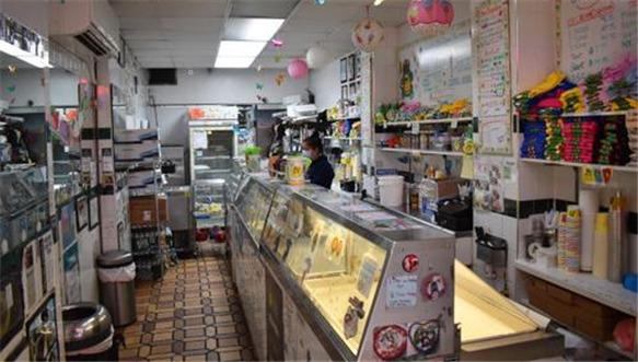 纽约华埠雪糕行坚持营业:希望可以给社区带来欢乐