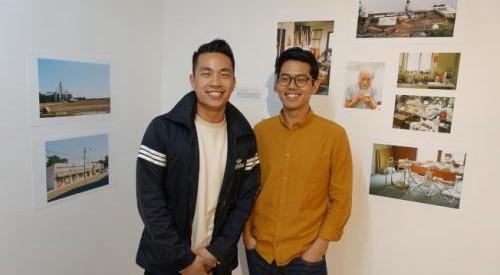 美国华裔青年摄影师赴南部密西西比州 记录华人故事