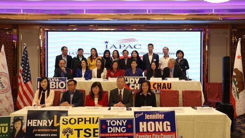 美国加州地方选举即将拉开序幕 15位华裔参选人助力