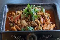 伦敦中餐馆推出麻辣香锅