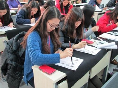 中新网12月31日电 据北京华文学院网站消息,为激发海外学生学习图片