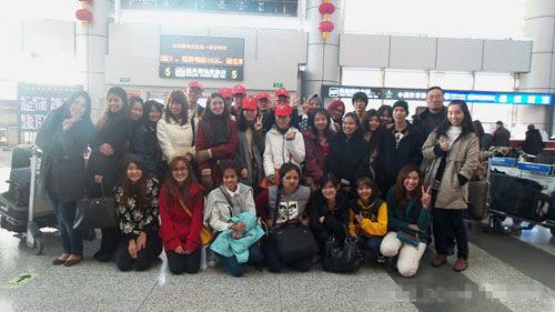 国侨办华教基地温州大学迎来第三批泰国留学生