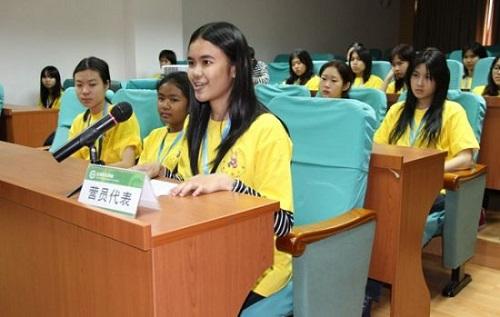 荣凡音初中学员同学全体发言代表四班班服图片