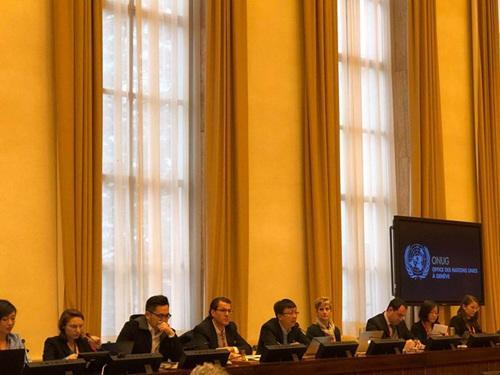 今日头条在联合国IGF上成功承办人工智能分论坛