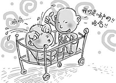 幼儿男女厕所标志简笔画