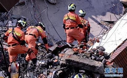 地震减灾三部曲:台湾用科技降低地震伤害