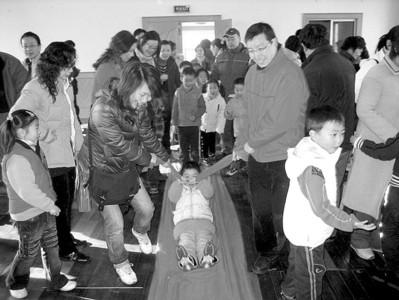 科幼幼儿园宜山园区的运动会也别具特色