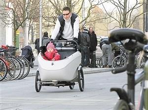 自行车是丹麦人身份象征