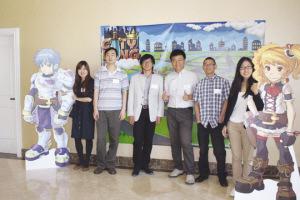 在美中国留学生创业开发手机游戏融入中国文化