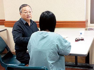中国留美女生被送精神病科就医 留学生压力亟待关注(图)
