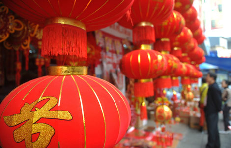 中国留学生选择留美过春节包饺子看春晚低调简约