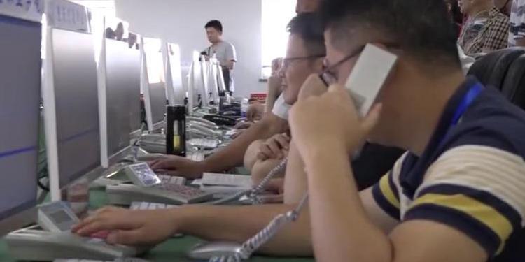 探访重庆高考录取场 原来你是这样被录取的