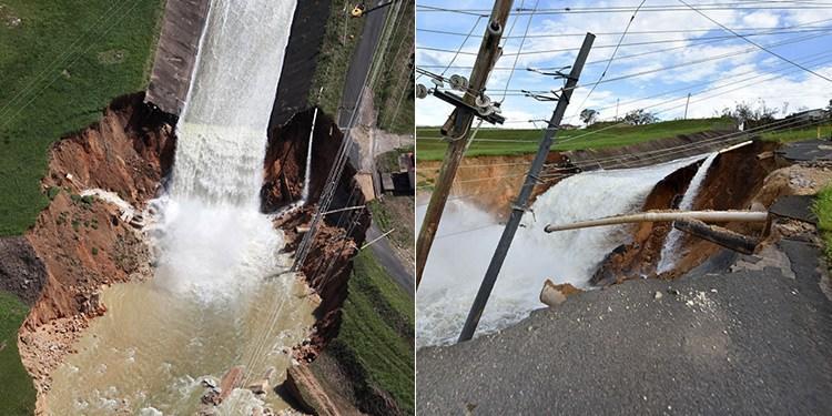 飓风吹垮波多黎各水坝 7万人疏散