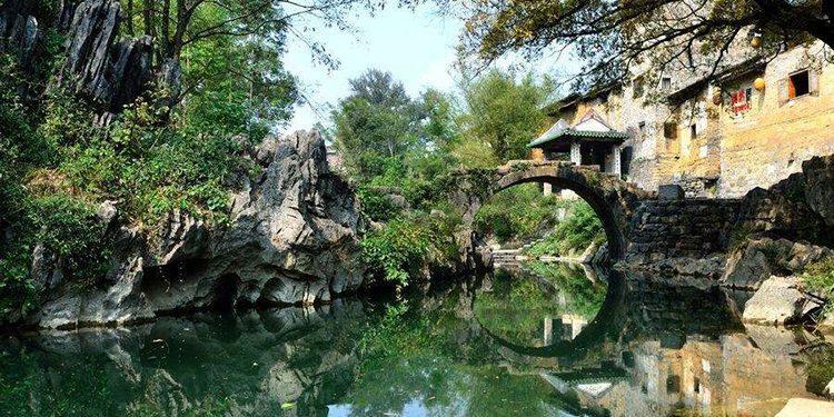 探访黄姚古镇 隐藏深山的千年秘境