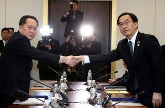 朝韩举行高级别会谈 冀为朝美首脑会谈营造积极环境图片 14420 336x220