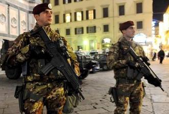意大利破获协助恐怖分子入境团伙 15人被捕