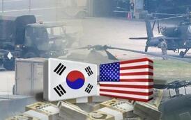 韩美初步签署军费分摊协定 韩方分摊额上涨