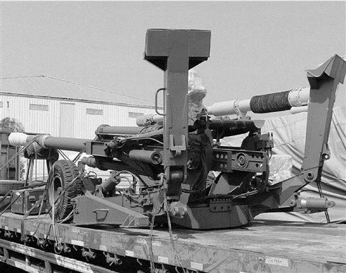 中国超轻型榴弹炮将亮相珠海航展助山地战(图)